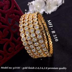 Premium Quality Gold Finish...