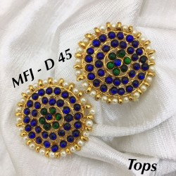 Blue&Green Stones With...