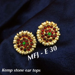 Kemp Stones With Pearls...
