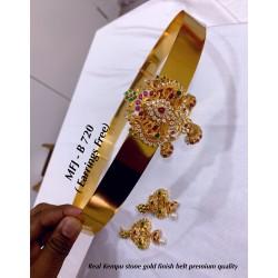 Gold Finish Premium Quality...