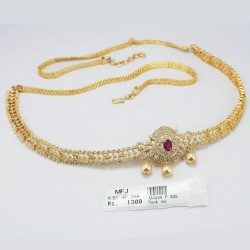 Ruby Stones Hip Chain Online