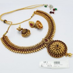 Antique Designer Necklace Set Online