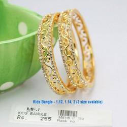 2.4 Size Antique Designer Bangles Online
